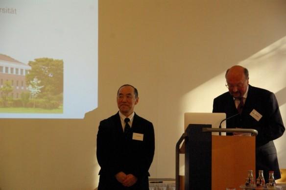 Bericht von Prof. Dr. Takashi Sakat, Präsident der Senshu Ishinomaki Universität