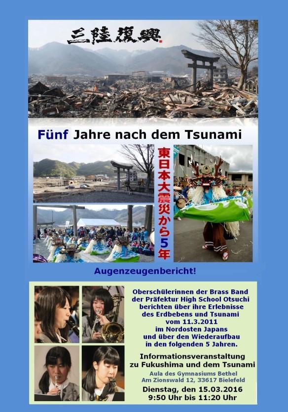 5 Jahre Tsunami